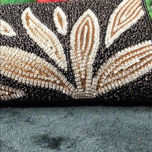 Bags - Evening bling bling purse